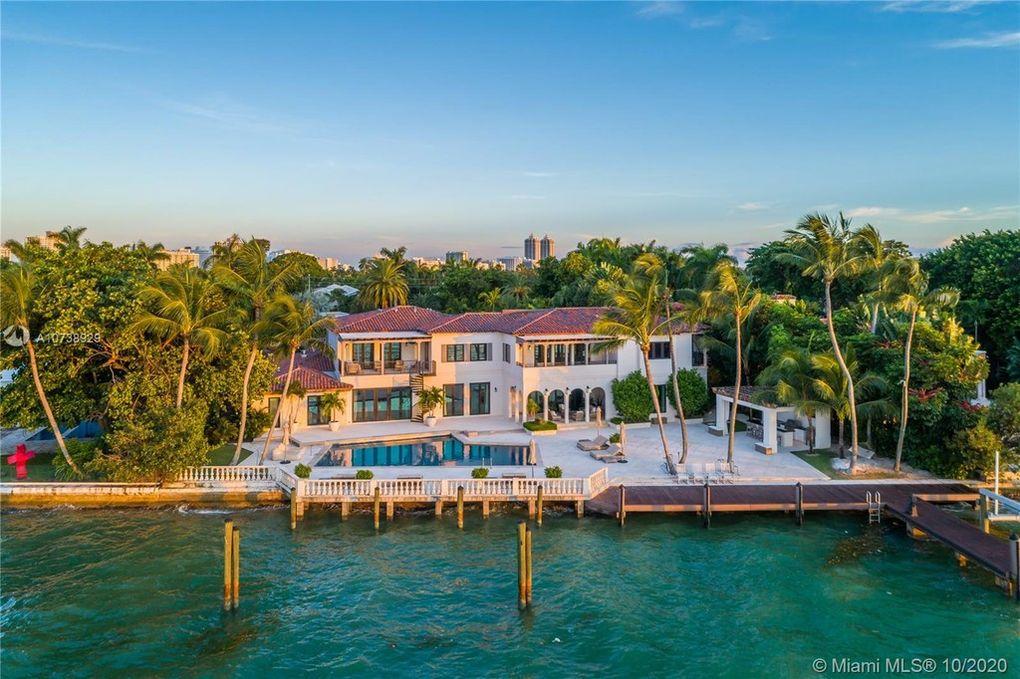 Dwyane Wade Miami Beach mansion