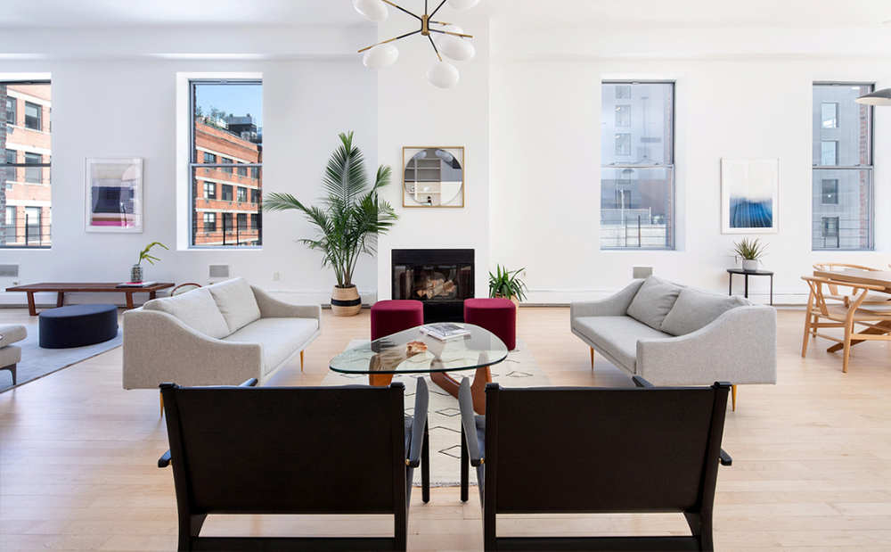 Kate Winslet New York penthouse