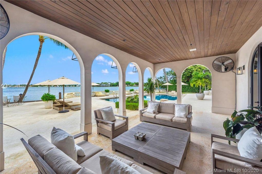 Gabrielle Union Dwyane Wade Miami Beach house