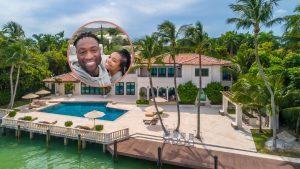 Gabrielle Union Dwyane Wade mansion