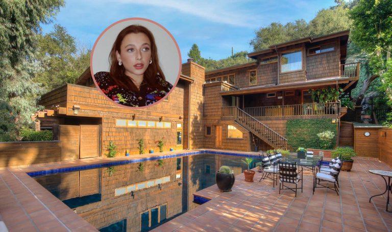 Emma Chamberlain Beverly Hills